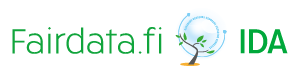 Fairdata IDA logo