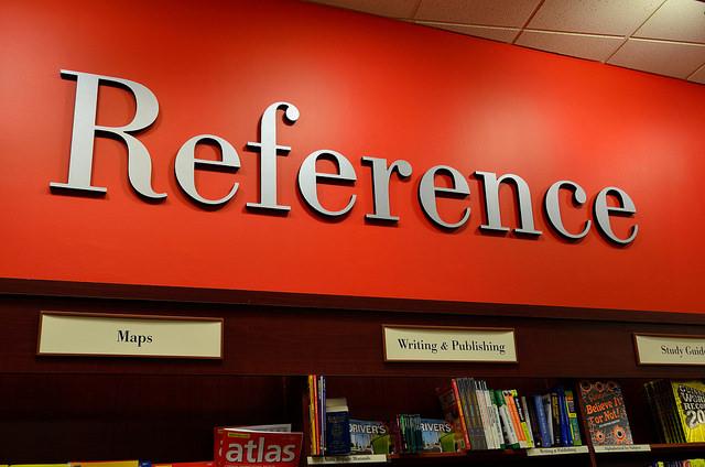 Mitä on referenssidata?